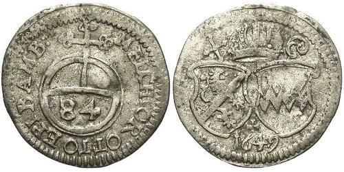 1/84 Thaler Germany Silver