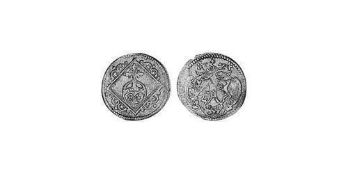 1/84 Thaler Prince-Bishopric of Bamberg (1245–1802) Silver
