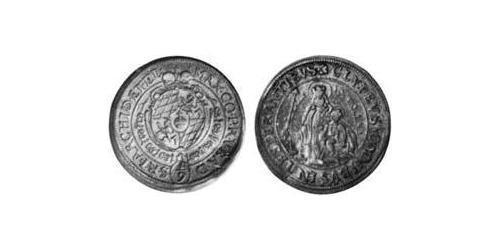 1/9 Thaler Electorate of Bavaria (1623 - 1806) Silver