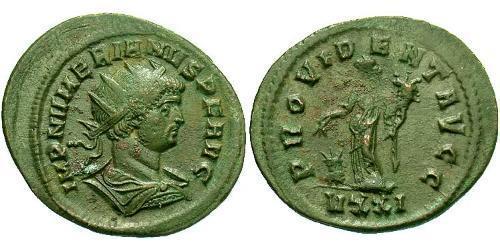1 Antoninianus Roman Empire (27BC-395) Bronze Numerian (?-284)