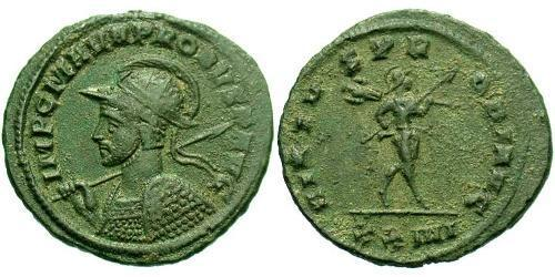 1 Antoninianus Roman Empire (27BC-395) Bronze Probus (232-282)