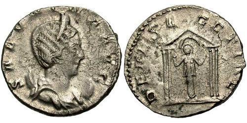 1 Antoninianus Roman Empire (27BC-395) Silver Salonina (?-268)