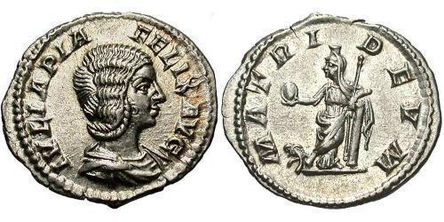 1 Antoninianus Roman Empire (27BC-395) Silver Julia Domna (?-217)