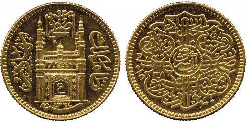 1 Ashrafi Індія Золото
