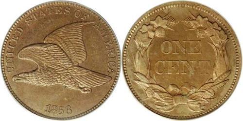 1 Cent Estados Unidos de América (1776 - ) Níquel/Cobre
