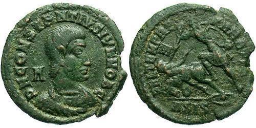 1 Centenionalis Roman Empire (27BC-395) Bronze Trebonianus Gallus (206-253)