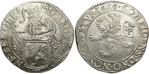 1 Daalder 荷兰王国 / 荷兰王国 (傀儡国) (1806 - 1810) 銀