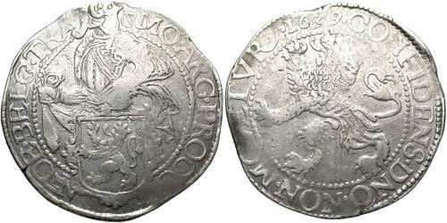 1 Daalder Dutch Republic (1581 - 1795) Silver William I, Prince of Orange (1533 –1584)