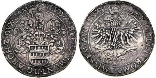 1 Daalder Kingdom of the Netherlands (1815 - ) Silver Maximilian II, Holy Roman Emperor (1527- 1576)