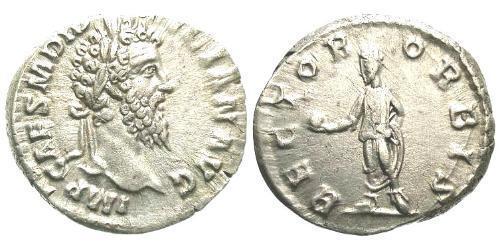 1 Denarius Roman Empire (27BC-395) Silver Didius Julianus (137-193)