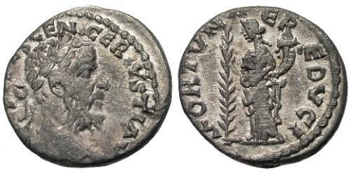 1 Denarius Roman Empire (27BC-395) Silver Gaius Pescennius Niger (135-194)