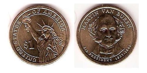 1 Dollar USA (1776 - ) Copper/Nickel