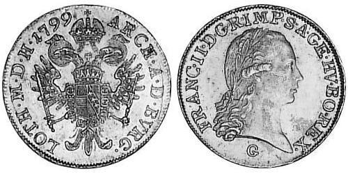 1 Ducat Austrian Empire (1804-1867) Gold