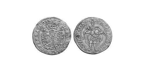 1 Ducat Duchy of Bavaria (907 - 1623) Gold