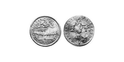 1 Ducat Electorate of Bavaria (1623 - 1806) Gold Ferdinand Maria, Elector of Bavaria (1636 – 1679)