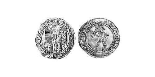 1 Ducat Holy Roman Empire (962-1806) Gold