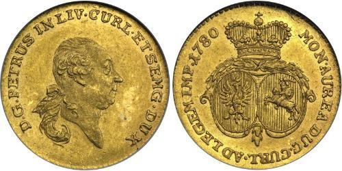1 Ducat Latvia (1991 - ) Gold