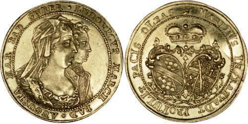 1 Ducat Margraviate of Baden (1112 - 1803) Gold