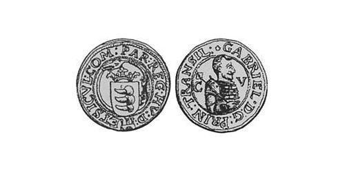 1 Ducat Principality of Transylvania (1571-1711) Gold