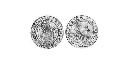 1 Ducat Principality of Transylvania (1571-1711) Gold Gabriel Bethlen, prince of Transylvania (1580-1629)