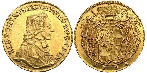 1 Ducat Salzbourg Or