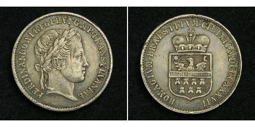 1 Ducat Austria  Silver