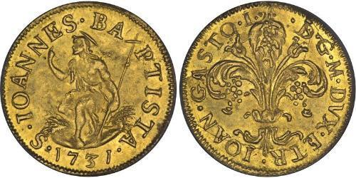 1 Florin Italian city-states Gold
