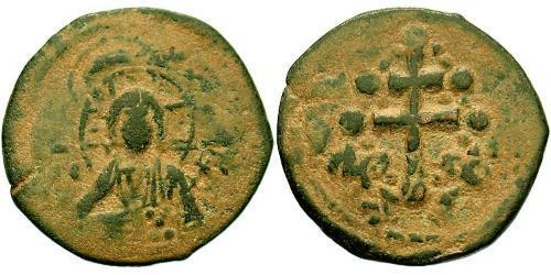 1 Follis Byzantine Empire (330-1453) Bronze Michael VII Doukas (1050-1078)