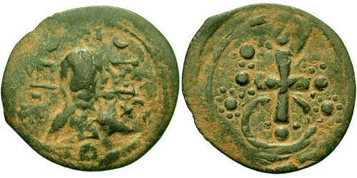 1 Follis Byzantine Empire (330-1453) Bronze Alexius I Comnenus (1056- 1118)