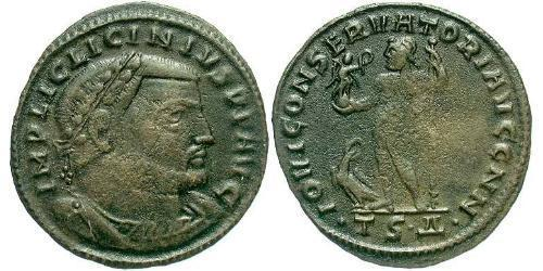 1 Follis Roman Empire (27BC-395) Bronze Licinius I (265-324)