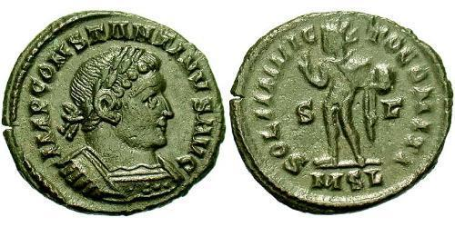 1 Follis Roman Empire (27BC-395) Bronze Constantine I (272 - 337)