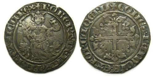 1 Gigliato Kingdom of France (843-1791) Silver
