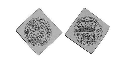 1 Groschen Principality of Transylvania (1571-1711) Silver