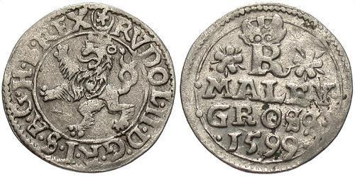 1 Grosh Austria  Silver