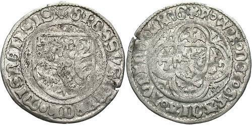 1 Grosh Germany Silver