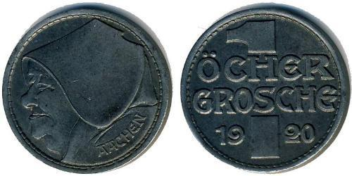 1 Grosh Polonia