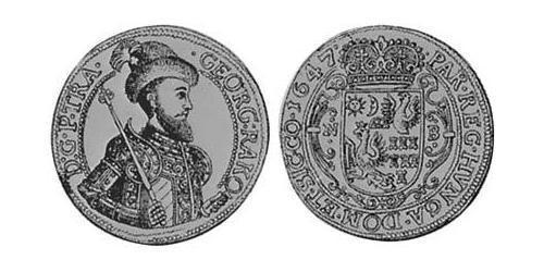 1 Gulden Principality of Transylvania (1571-1711) Silver