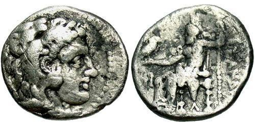 1 Hemidrachm Macedonian Kingdom (800BC-146BC) Silver Alexander III of Macedon (356BC-323BC)