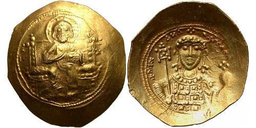 1 Histamenon Byzantine Empire (330-1453) Gold Michael VII Doukas (1050-1078)