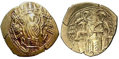 1 Histamenon Byzantine Empire (330-1453) Gold Michael VIII Palaeologus (1223-1282)