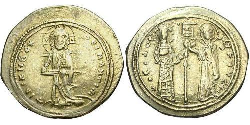 1 Histamenon Byzantine Empire (330-1453) Gold Theodora the Macedonian (984-1056)