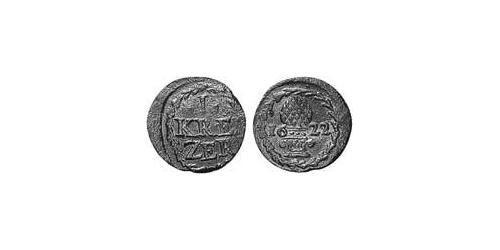 1 Kreuzer Imperial City of Augsburg (1276 - 1803) Silver