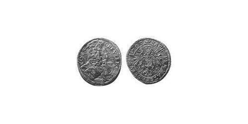 1 Kreuzer Principality of Ansbach (1398–1792) Silver