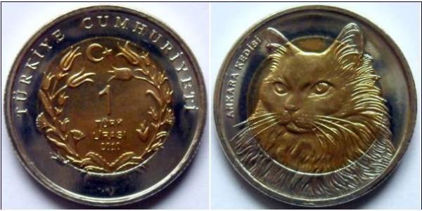 1 Lira Turkey (1923 - )