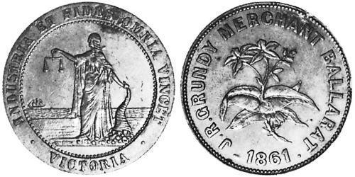 1 Penny Australia (1788 - 1939) Copper