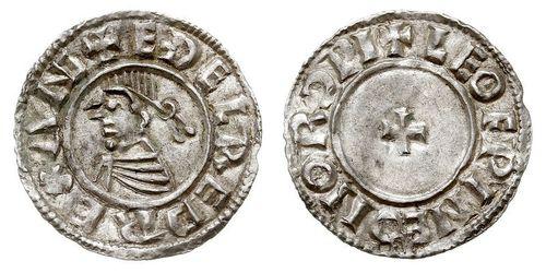1 Penny Reino de Inglaterra (927-1649,1660-1707) Plata