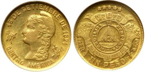 1 Peso Honduras Or