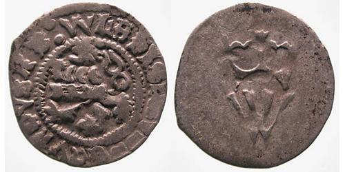 1 Pfennig Bohemia Silver