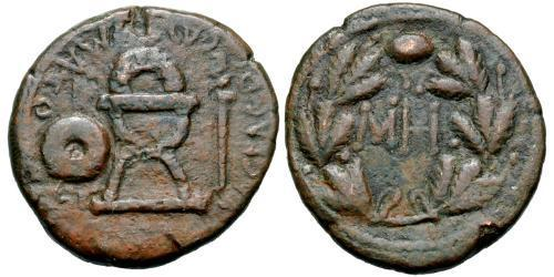 1 Sestertius Bosporan Kingdom (480BC-530) Bronze