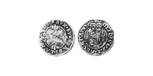 1 Shilling Alsace Silver
